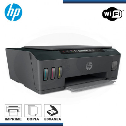 MULTIFUNCIONAL HP WIRELESS ALL- IN -ONE SMART TANK 515 (1TJ09A#AKY) (G. HP 080010111)