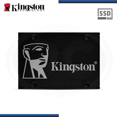 UNIDAD DE ESTADO SOLIDO KINGSTON KC600   512GB   2.5   7 mm   SATA 6.0 (N/P: SKC600/512G )