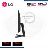 "MONITOR LED 34"" LG 34WL500-B ULTRAWIDE IPS | 2560X1080 | HDR10 | 75Hz | 5ms | HDMI, (Garantia. LG)"