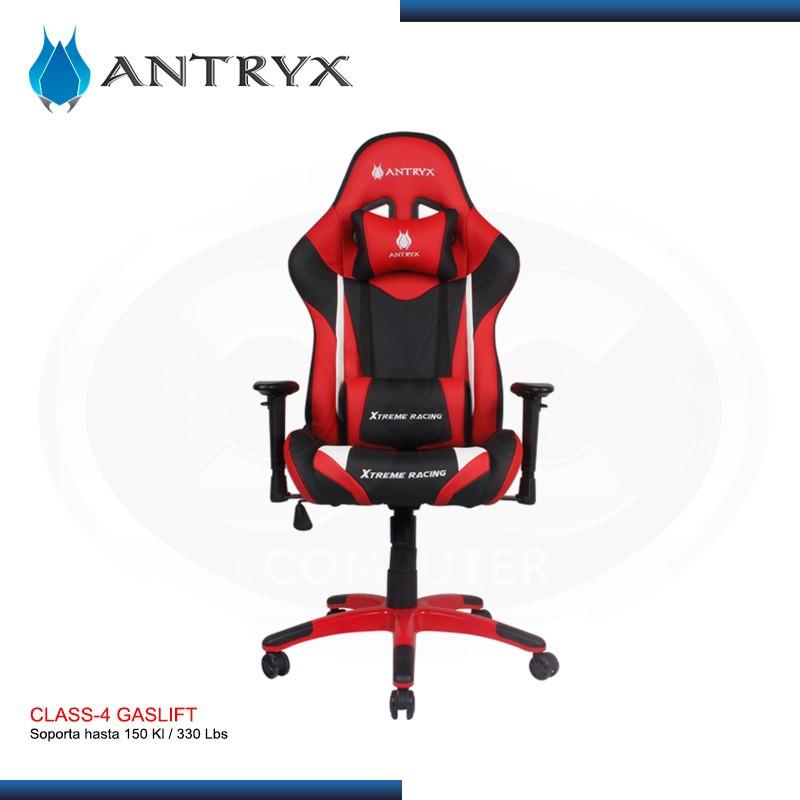 SILLA ANTRYX MONACO RED XTREME RACING (PN:AXR-5200-2R)