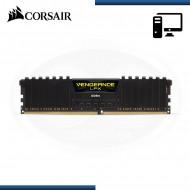 MEMORIA CORSAIR VENGEANCE LPX 16GB (1x16GB) DDR4 / 3000MHZ / CL15 (N/P CMK16GX4M1D3000C16 )