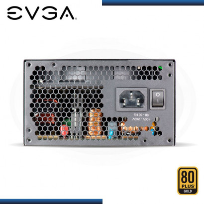 FUENTE DE PODER EVGA 850GQ,  80 PLUS GOLD, MODULAR 12V. 2.3 (PN:210-GQ- 850- V1)