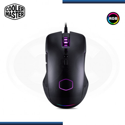 MOUSE GAMING COOLER MASTER CM310 DPI 10000 | RGB | OPEN BOX (N/P CM-310-KKW02 )