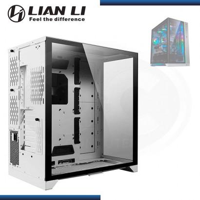 CASE LIAN LI PC-011 DYNAMIC XL ROG CERTIFIED WHITE | ARGB | 2 VIDRIO TEMPLADO (PN:G99.011DXL-W.00)