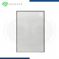 """DISCO DURO EXTERNO 2.5"""" 4TB SEAGATE BACKUP PLUS PORTABLE, USB 3.0 SILVER (PN:STHP4000401)"""