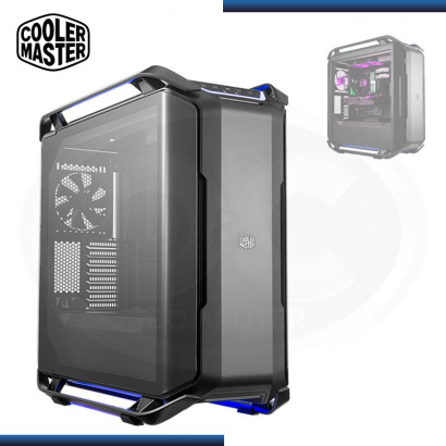 CASE COOLER MASTER COSMOS C700P BLACK EDITION SIN FUENTE VIDRIO TEMPLADO USB 3.1/ USB 3.0 (PN:MCC-C700P-KG5N-S00)
