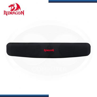 REPOSA MUÑECAS REDRAGON FULL SIZE 430X81X22mm BLACK (PN:P022)