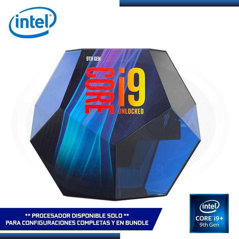 PROCESADOR INTEL CORE I9-9900K 3.60 GHz/16MB LGA 1151 (PN:BX80684I99900K)