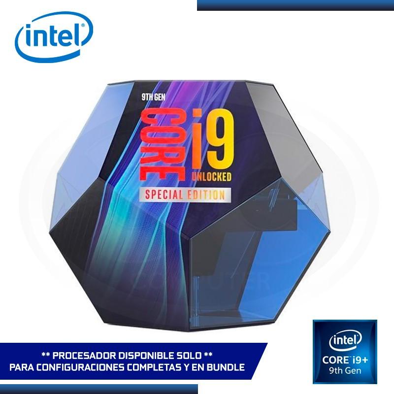 PROCESADOR INTEL CORE I9-9900KS 4.0GHz/16MB LGA 1151 EDICIÓN ESPECIAL (PN:BX80684I99900KS)