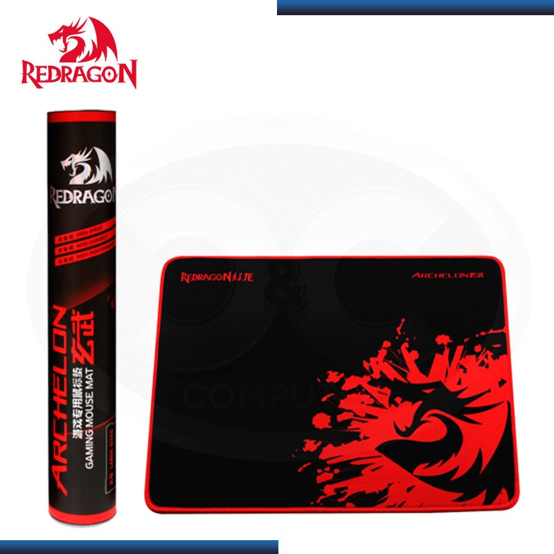 PAD MOUSE REDRAGON ARCHELON P001 GAMING 330x260x5mm