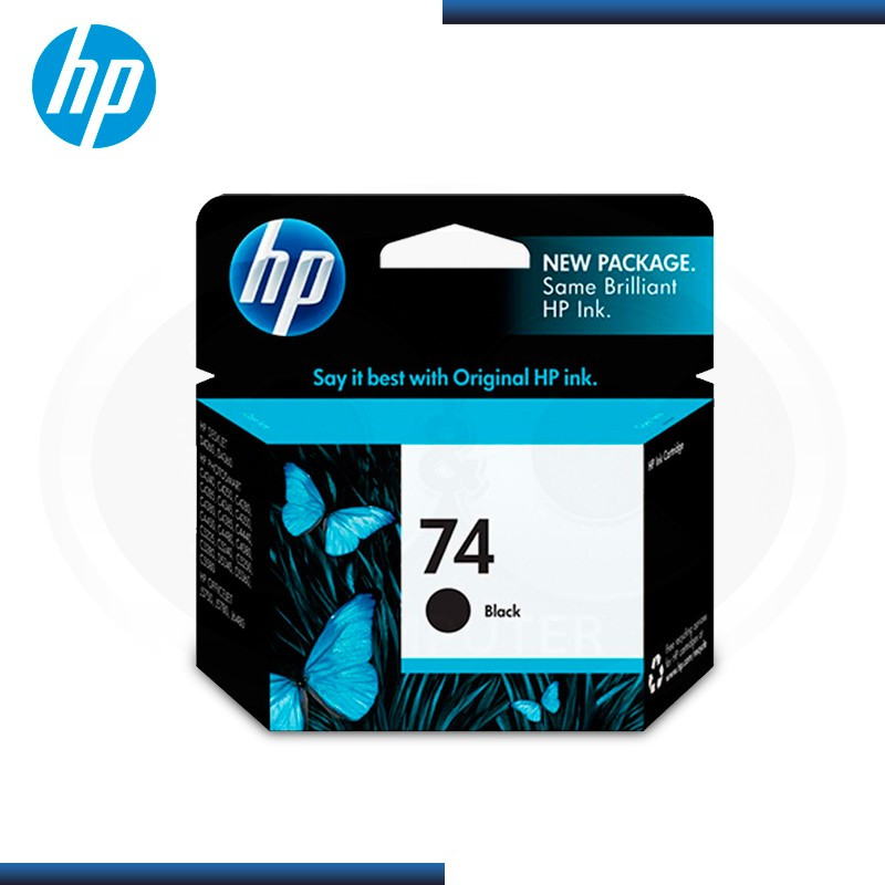 TINTA HP 74 NEGRO (CB335WL)