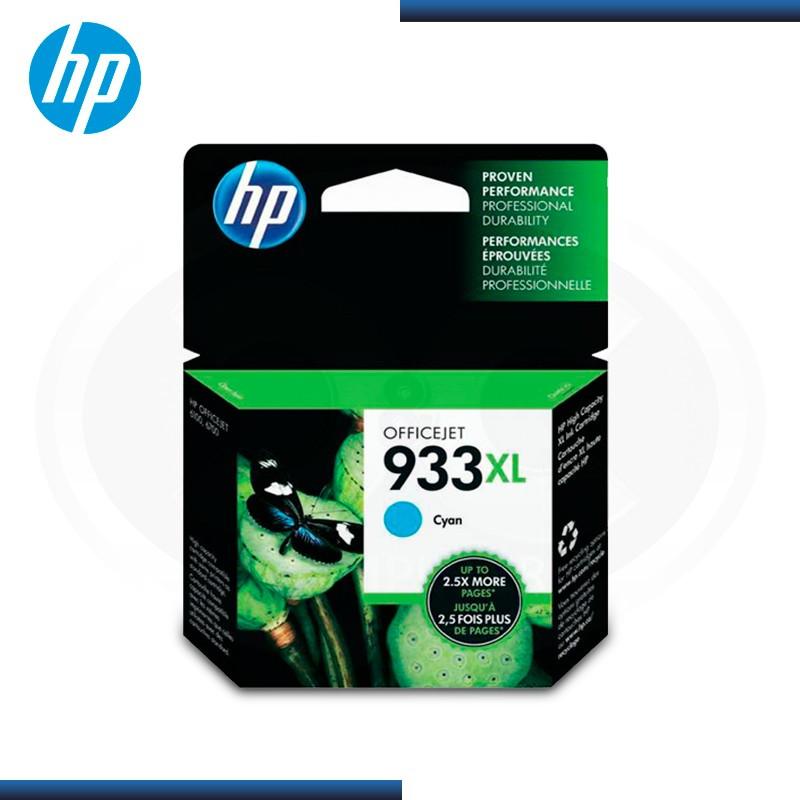 TINTA HP 933XL CYAN (CN054AL)