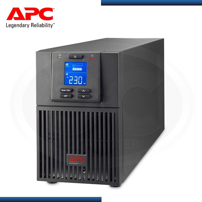 APC UPS EASY SRV 1000VA - 230V/USB /ON LINE (PN:SRV1KI)