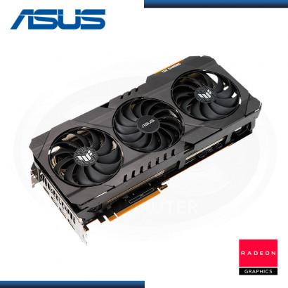 VIDEO PCI EXP. ASUS RADEON TUF RX 6900XT OC GAMING 16GB GDDR6 256-BIT (PN: 90YV0GE0-M0AM00)