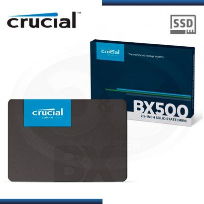 """UNIDAD DE ESTADO SOLIDO CRUCIAL BX500 1TB SATA3 6GB/s / 2.5"""" (PN: CT1000BX500SSD1 )"""