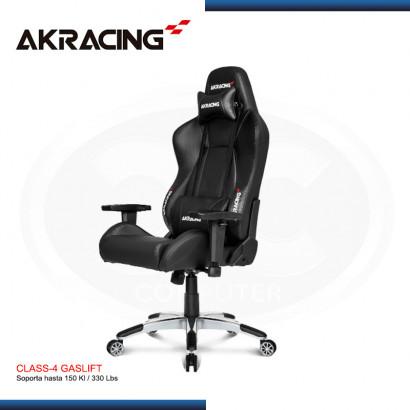 SILLA GAMING AK-RACING PREMIUM SERIES CARBON BLACK V2 (N/P AK-7002-CB )