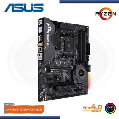 MB ASUS TUF GAMING X570 PLUS  C/ VIDEO-SONIDO RED , M.2 USB 3.2 ATX (PN: 90MB1180-M0AAY0 )