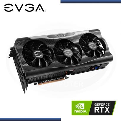 VIDEO PCI EXP. GEFORCE EVGA GEFORCE RTX 3080 FTW3 ULTRA 10GB  (PN:10G-P5-3897-KR)