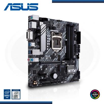 MB ASUS PRIME B460M-A M.2 / C/ V-SND RED/HDMI/USB 3.1/LGA 1200 /M-ATX(PN:90MB13E0-M0AAY0 )