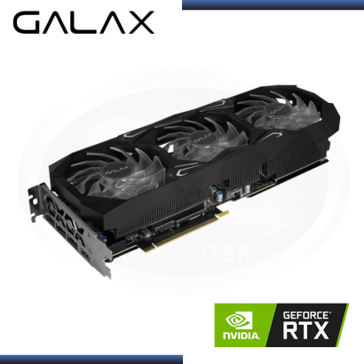 TARJETA PCI-E GALAX GEFORCE RTX 3080 SG 10GB GDDR6X -320 BIT/HDMI/DP (PN:38NWM3MD99NN)
