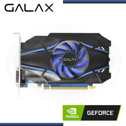 TARJETA PCI-E GALAX GEFORCE GTX 1030  2GB GDDR5 -64 BIT HDMI/DVI-D (PN:30NPH4HVQ4ST)