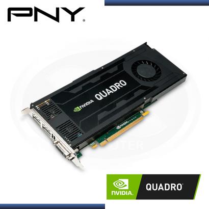 PNY NVIDIA QUADRO K4200 4GB...