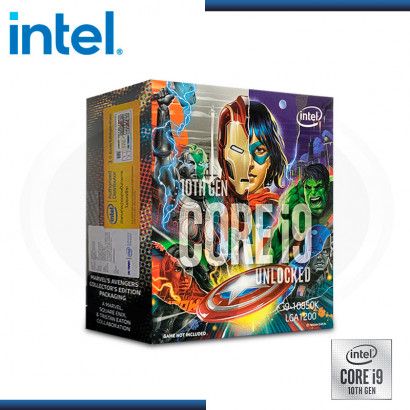 PROCESADOR INTEL CORE I9 10850K 3.6GHZ | 20MB | LGA 1200 | BOX (PN: BX8070110850KA )