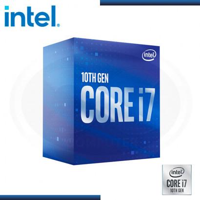 PROCESADOR INTEL CORE I7-10700, 2.90 GHZ, 16MB , LGA1200, (PN:BX8070110700)