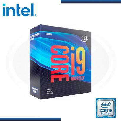 PROCESADOR INTEL CORE I9-9900KF 3.6 GHz 16MB CACHE | LGA 1151 (PN: BX80684I99900KF )