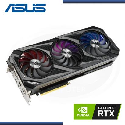 TARJETA VIDEO PCI EXP. ASUS GEFORCE RTX 3070  8GB, GDDR6, PCI .E4.0 RGB (NP: 90YV0FR0-M0AA00)