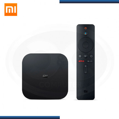 XIOMI MI BOX S, ANDROID TV BOX (PN:MDZ-22-AB)