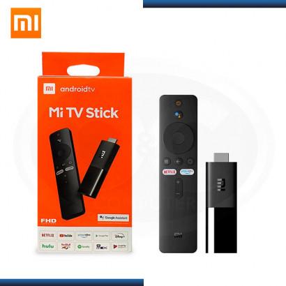 MI TV STICK ANDROID TV CONVERTIDOR A SMART TV CON ANDROID + C/ REMOTO (PN:MDZ-24-AA)