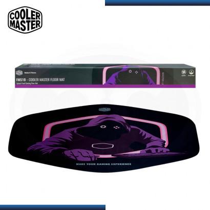 ALFOMBRA COOLER MASTER MATTE BLACK  (14 x 11.05 x 0.3cm) (PN: CMI-FM510 )