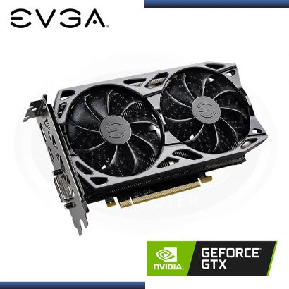 VIDEO PCI EXP EVGA GEFORCE GTX 1660 SUPER SC ULTRA 6GB GDDR6  (N/P: 06G-P4-1068-KR )