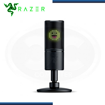 MICROFONO RAZER SEIRE USB EMOTE BLACK  (PN: RZ19-03060100-R3U1 )