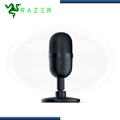 MICROFONO RAZER SEIREN MINI | STREAMING SUPERCARDIOIDE|  BLACK | USB (PN: RZ19-03450100-R3U1 )
