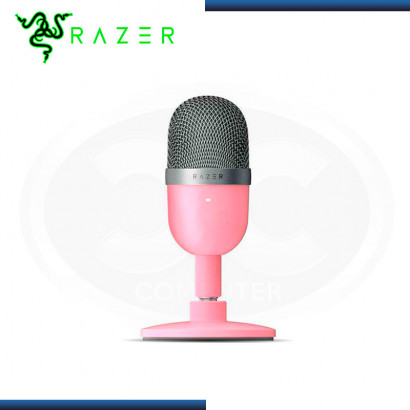 MICROFONO RAZER SEIREN MINI | STREAMING SUPERCARDIOIDE| QUARTZ | USB (PN:RZ19-03450200-R3M1)