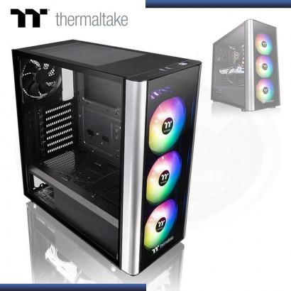 CASE COOLER THERMALTAKE LEVEL 20 MT ARGB| S/FUENTE | VIDRIO TEMPLADO | USB 3.0 |  BLACK (PN: CA-1M7-00M1WN-00 )