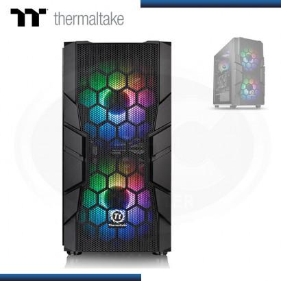 CASE THERMALTAKE COMMANDER C33 TG ARGB S/FUENTE USB 3.0 BLACK  (PN:CA-1N4-00M1WN-00)