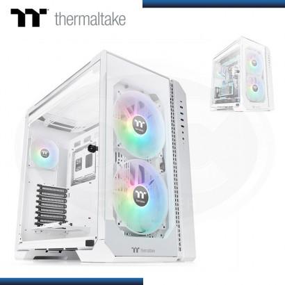 CASE THERMALTAKE VIEW 51 TG SNOW | ARGB | S/ FUENTE | VIDRIO TEMPLADO x3 | FULL TOWER (PN:CA-1Q6-00M6WN-00)