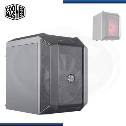 CASE COOLER MASTER MASTERCASE H100 S/FUENTE MINI-ITX (PN: MCM-H100-KANN-S00 )