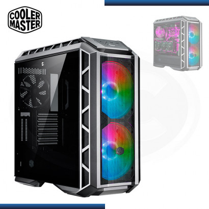 CASE COOLER MASTER MASTERCASE H500P MESH BLACK ARGB | VIDRIO TEMPLADO (PN: MCM-H500P-MGNN-S11 )