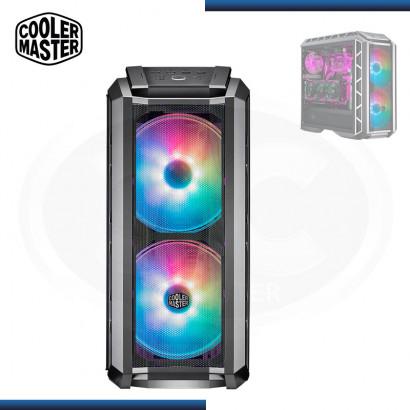 CASE COOLER MASTER MASTERCASE H500P ARGB   VIDRIO TEMPLADO   BLACK (PN: MCM-H500P-MGNN-S01 )