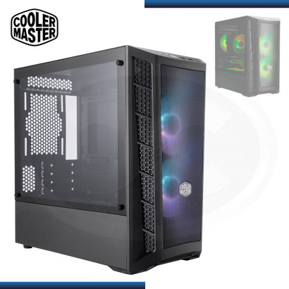 CASE COOLER MASTER MASTERBOX MB311L  ARGB BLACK (PN: MCB-B311L-KGNN-S02 )
