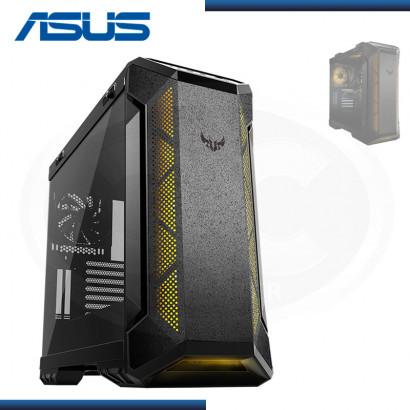 CASE ASUS TUF GAMING GT501 RGB | BLACK | S/FUENTE | VIDRIO TEMPLADO | USB 3.1| MID TOWER