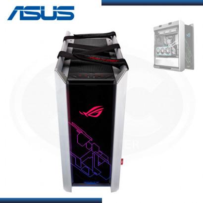 CASE ASUS ROG STRIX HELIOS RGB WHITE C/VENTANA VIDRIO TEMPLADO (N/P GX601 )
