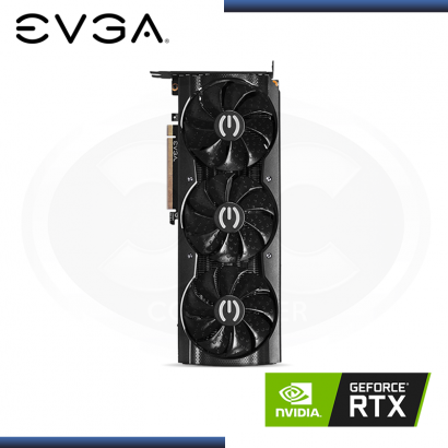 VIDEO PCI-E EVGA GEFORCE RTX 3060 TI  FTW3 ULTRA GAMING 8GB GDDR6 | (N/P: 08G-P5-3667-KR )