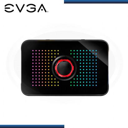 CAPTURADORA DE VIDEO EVGA XR1 HDMI USB 3.0, 4K LED ARGB (PN:141-U1-CB10-LR)