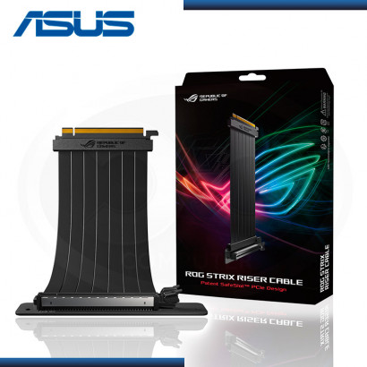 CABLE EXTENSOR ASUS ROG STRIX RISER PARA VIDEO PCI-E 3.0 X 16  (PN:90DC0080-B00010)