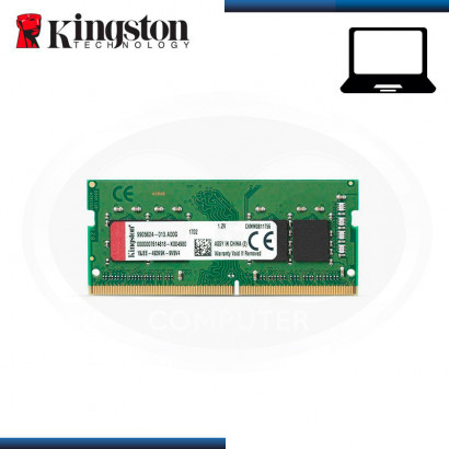 MEMORIA SODIMM KINGSTON KVR 16GB DDR4 2666 MHZ (NP: KVR26S19S8/16 )